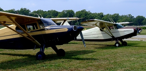 Pair of Stinson 108's